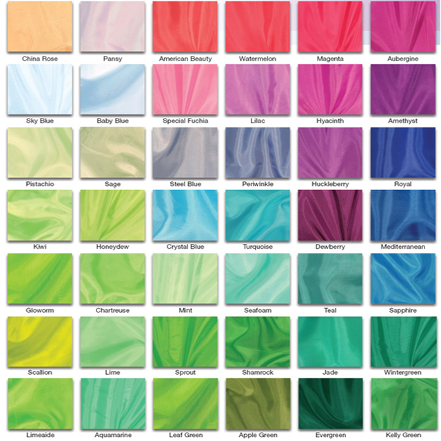 Polyester China Silk