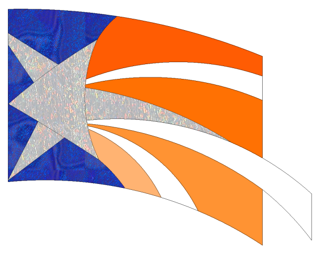PF4515 Performance Flag